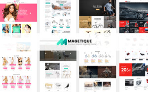 Multipurpose Magento 2 Theme