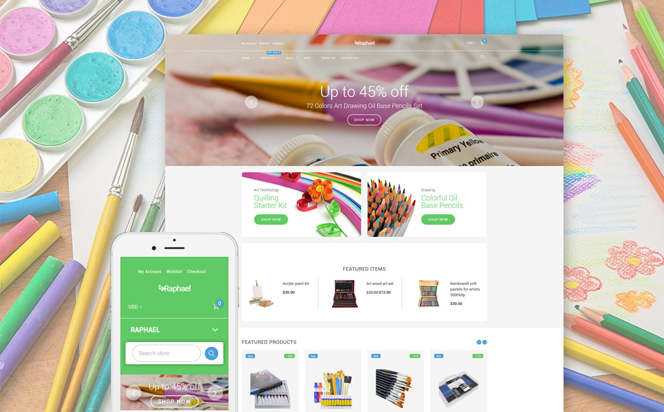 Shop Shopify Theme