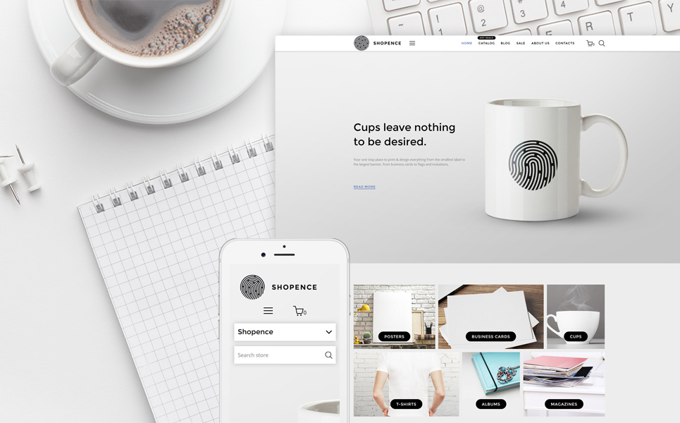 Company Shopify Theme